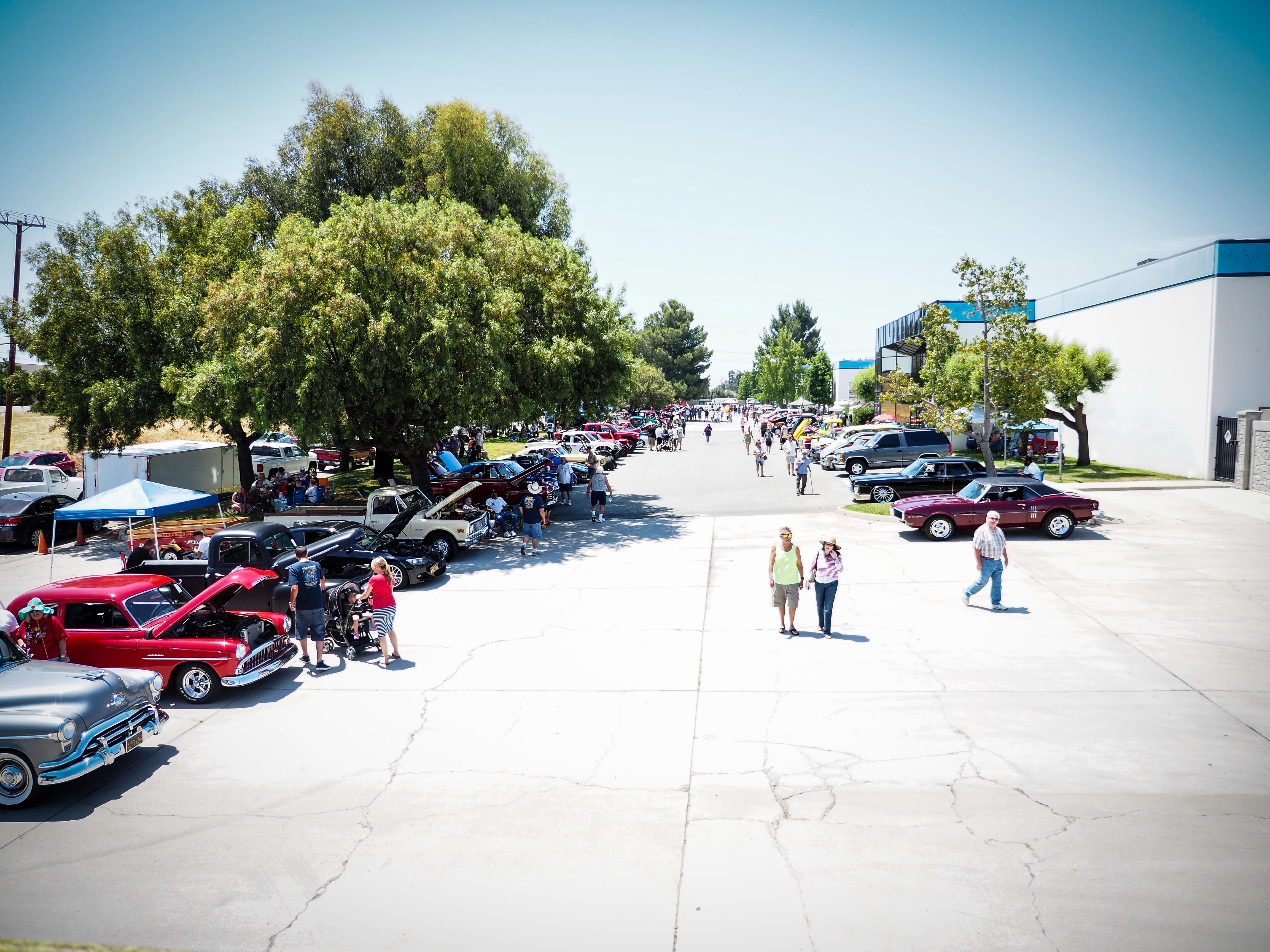 Top-Line 6th Annual Car Show